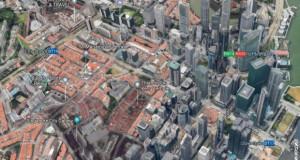 Тродимензионална мапа-поглед во иднината на градовите