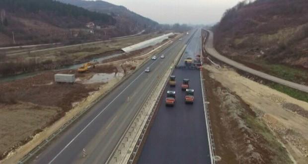До комплетирање на автопатот низ Грделичка клисура уште само 1,5 километри