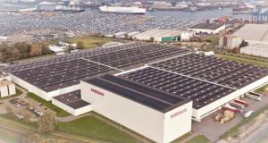 Компанијата Nissan го пушти во погон најголемиот соларен покрив во Холандија