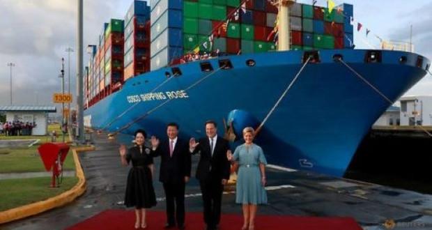 Мегаинфраструктура: Се гради мост преку Панамскиот канал