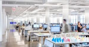 Како изгледаат канцелариите на архитектонската компанија BIG