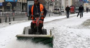 И ова е Скопје…во зима