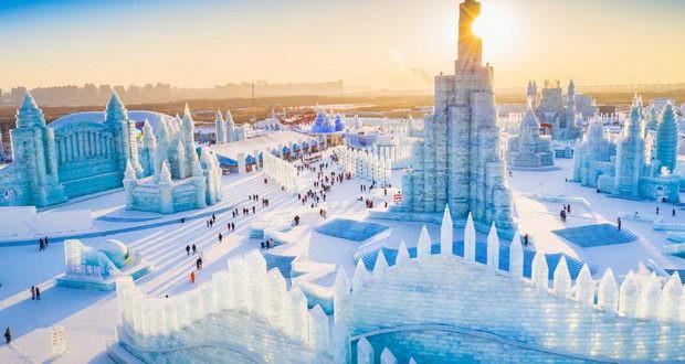 Да се смрзнеш од архитектурата на светскиот фестивал на мразот