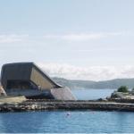 Подводен ресторан во Норвешка (Видео)