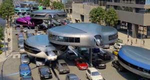 Gyroscopic transportation, јавен транспорт на иднината (видео)
