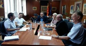"""Претседателот на ААМ, Мартин Пановски поднесе оставка од работната група која го анализира проектот """"Скопје 2014"""""""