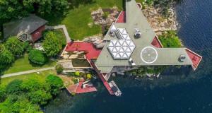 Куќа на Рајт вистински приватен рај