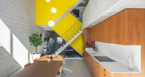 Флексибилно домување во Амстердам за три генерации на исто семејство