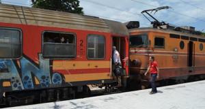 Со воз од Скопје во странство само до Приштина
