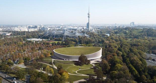 3XN проектираше нов стадион за Олимпискиот парк во Минхен