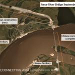 Прв прекуграничен железнички мост кој ги спојува Русија и Кина