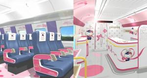 Hello Kitty брз воз во Јапонија