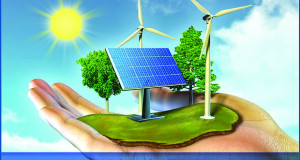Обновливи извори на енергија за чиста почва и чист воздух