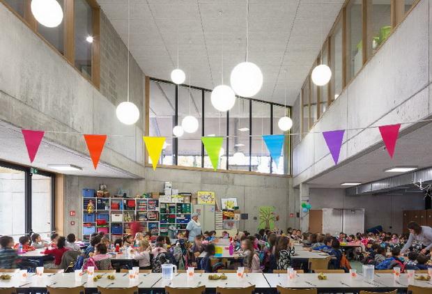 EBTCA - School Hoek Zaventem - © Dennis De Smet