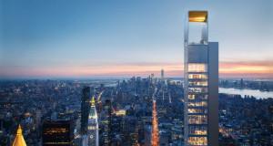 """Облакодерот 262Fifth во Њујорк по проект на московското биро """"Меганом"""""""
