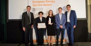Љубљана освои европска награда за енергетски услуги