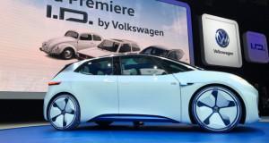 """Најодржлив електричен автомобил? За производство на електричниот Фолксваген се користи само """"чиста"""" енергија"""