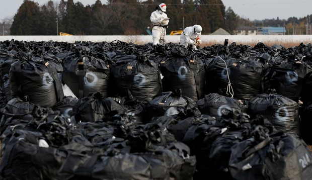 Wider Image: Radioactive Fukushima - Four Years On