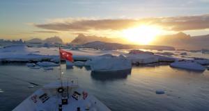 Турција основаше своја научна база на Антарктикот
