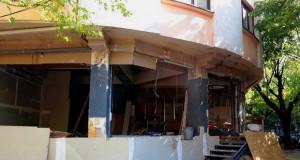 Општина Центар ги отстранува терасите