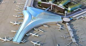 Избран проектот за нов терминал на аеродромот во Чикаго