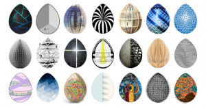 Велигденски јајца за архитекти (и љубители на архитектурата)