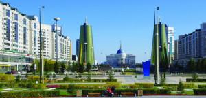 Астана – град во степата