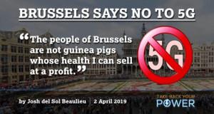 Брисел e првиот град кој ги запира плановите за 5G поради негативни ефекти врз здравјето