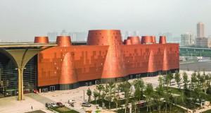 Кина ќе добие музеј во форма на џиновски оџаци