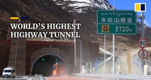 Сериозен инженерски потфат на Тибет: Изграден највисокиот тунел на светот