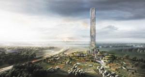 Најголемиот облакодер во западна Европа ќе никне во мал дански град