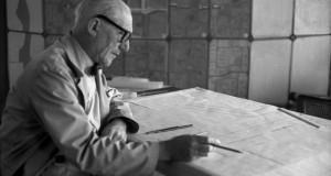 Книга фотографии низ објективот на Ле Корбизје
