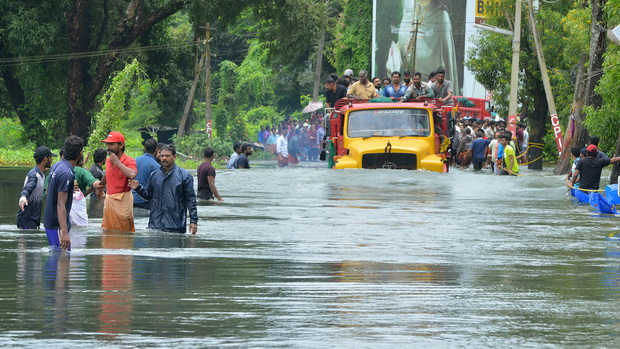 India Monsoon Flooding