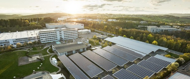 ABB ја отвори првата јаглеродно неутрална и енергетски самоодржлива фабрика на светот