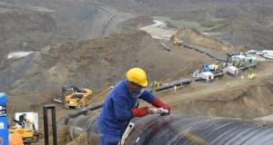 Гасоводот ТАП ги мина албанските планини на надморска височина од 2000 метри