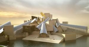 Почна изградбата на музејот Гугенхајм во Абу Даби