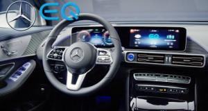 Пристигнува електричниот SUV Mercedes-Benz EQC