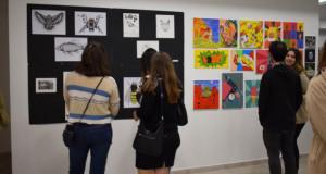 """Изложба """"Уметност и архитектура"""" на Меѓународниот Балкански Универзитет"""