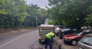 Чистење на сливниците од улиците