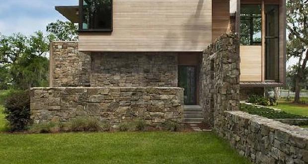 Куќата е изградена така да може грациозно да старее