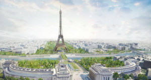 Париз најавува пошумување околу Ајфеловата кула