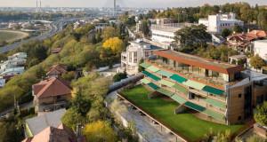 Пушкинова – Чешка архитектура со слободен дух