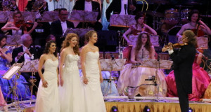 Концерт за паметење на Андре Риу во Скопје (ФОТО)