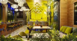 """Убави ентериери: Ресторан """"Гарден"""" во Тетово – шик градина вметната во """"урбаната џунгла"""""""