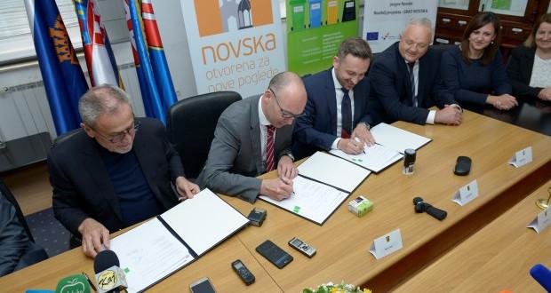 Загреб и Новска градат постројка за биоотпад вредна 50 милиони евра