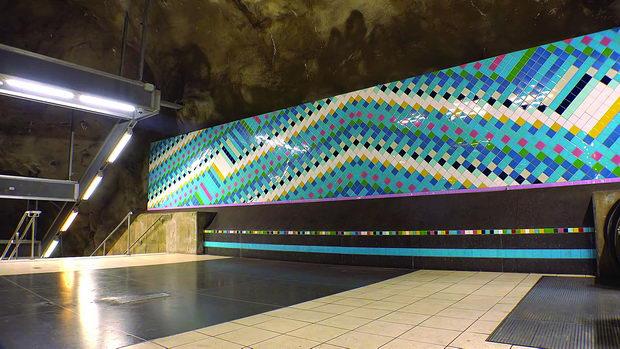 Stokholm metro2