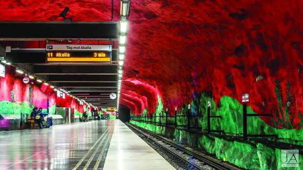 Stokholm metro7