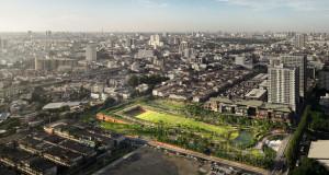 Пејзажна архитектура во интерес на безбедноста