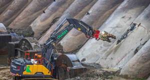 Во Франција започна најголемата операција на демонтажа на хидроцентрала во европската историја