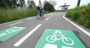Во Германија пуштена во употреба првата делница од велосипедскиот автопат